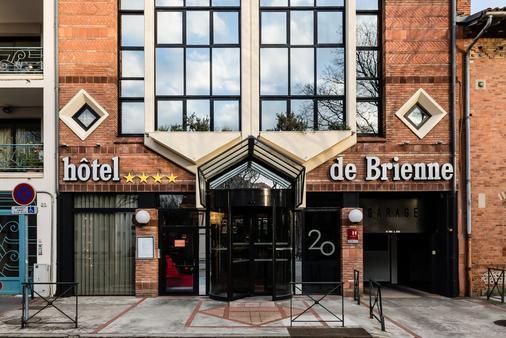 Hôtel de Brienne - Toulouse - Rakennus