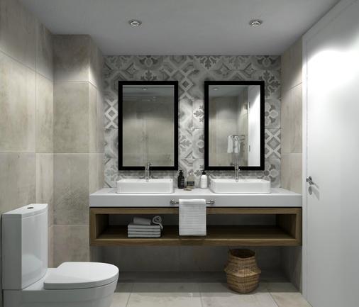 Louis Paphos Breeze - Paphos - Phòng tắm
