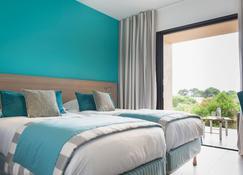 Bartaccia Hotel - Propriano - Schlafzimmer