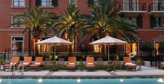 Hotel Granduca Houston - יוסטון - בריכה