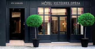 Victoires Opera - Paris - Toà nhà