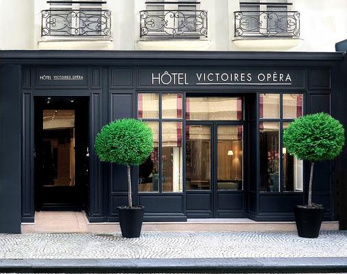 Victoires Opera - Paris - Building