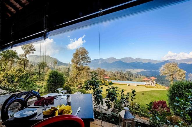 Madulkelle Tea and Eco Lodge - Kandy - Oleskelutila