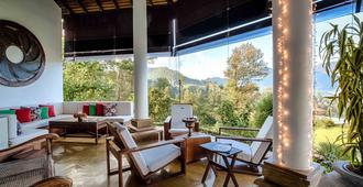Madulkelle Tea and Eco Lodge - Kandy - Σαλόνι