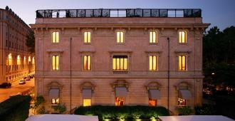 Villa Spalletti Trivelli - Rome - Bâtiment