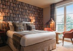 溫特多野斯特溫泉酒店及餐廳 - 勒哈芙 - 勒阿弗爾 - 臥室