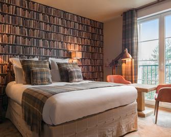 Hôtel - Spa - Restaurant Vent d'Ouest - Le Havre - Bedroom