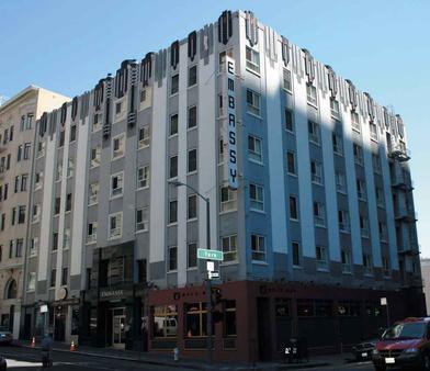 Embassy Hotel - Σαν Φρανσίσκο - Κτίριο