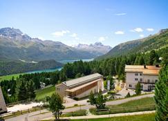 Randolins Familienresort - St. Moritz - Bygning