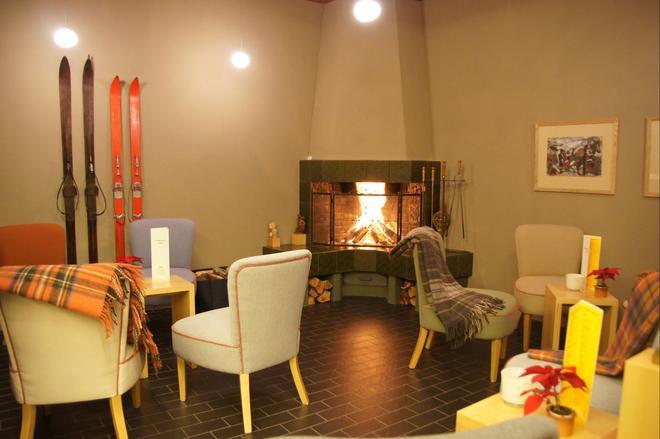 Randolins Familienresort - Sankt Moritz - Sala de estar