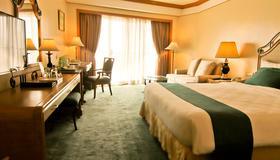 センチュリー パーク ホテル - マニラ - 寝室