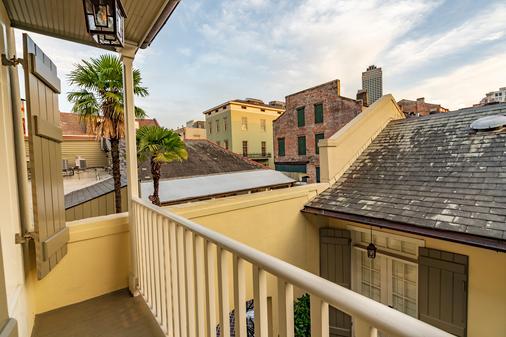 Dauphine Orleans Hotel - Νέα Ορλεάνη - Μπαλκόνι