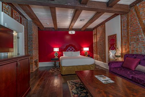 Dauphine Orleans Hotel - Νέα Ορλεάνη - Κρεβατοκάμαρα