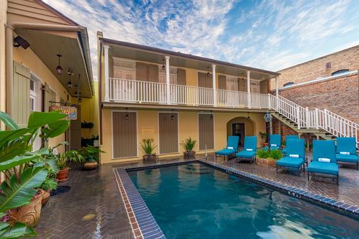 多芬新奧爾良酒店 - 新奥爾良 - 新奧爾良 - 游泳池