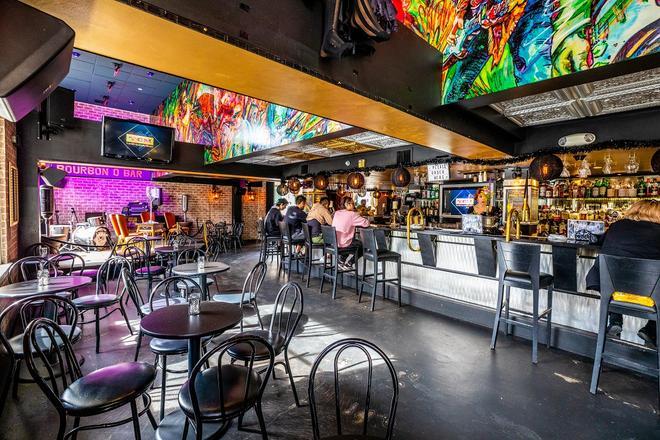 Bourbon Orleans Hotel - Nueva Orleans - Bar