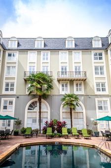 Bourbon Orleans Hotel - Новый Орлеан - Бассейн