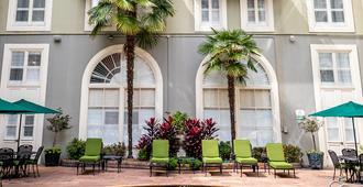 Bourbon Orleans Hotel - Nueva Orleans - Piscina