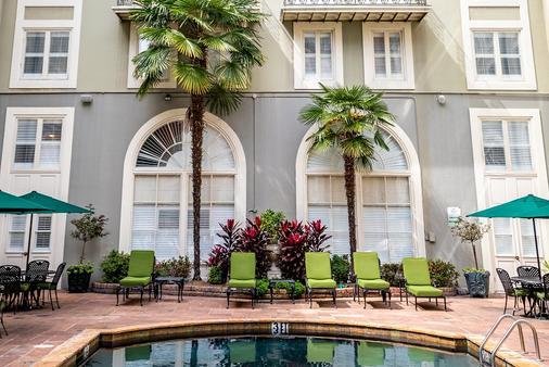 Bourbon Orleans Hotel - Νέα Ορλεάνη - Πισίνα