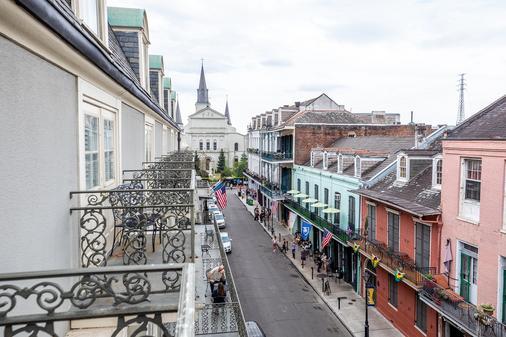 Bourbon Orleans Hotel - Νέα Ορλεάνη - Μπαλκόνι
