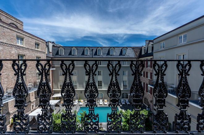 Maison Dupuy Hotel - New Orleans - Parveke