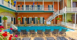 French Quarter Suites Hotel - New Orleans - Pool