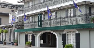French Quarter Suites Hotel - Nueva Orleans - Edificio