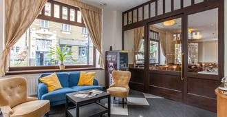 Hotel Gloria - פראג - טרקלין