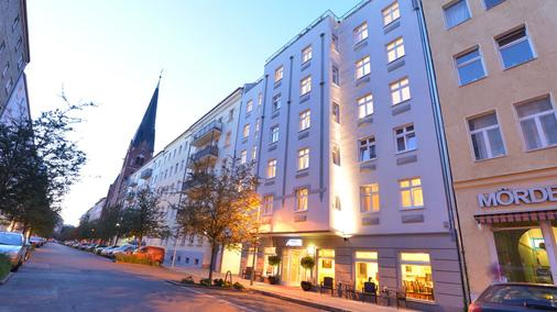 Hotel Adelante Berlin-Mitte - Berliini - Rakennus