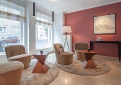 柏林 - 米特安德蘭特酒店 - 柏林 - 柏林 - 休閒室