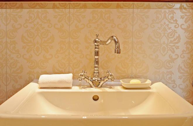 都得酒店 - 柏林 - 柏林 - 浴室