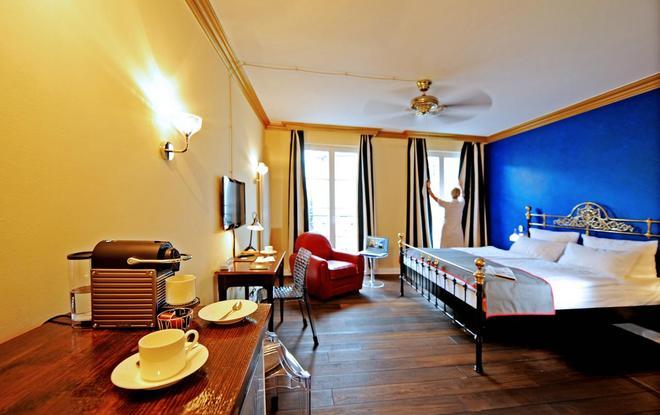 都得酒店 - 柏林 - 柏林 - 臥室