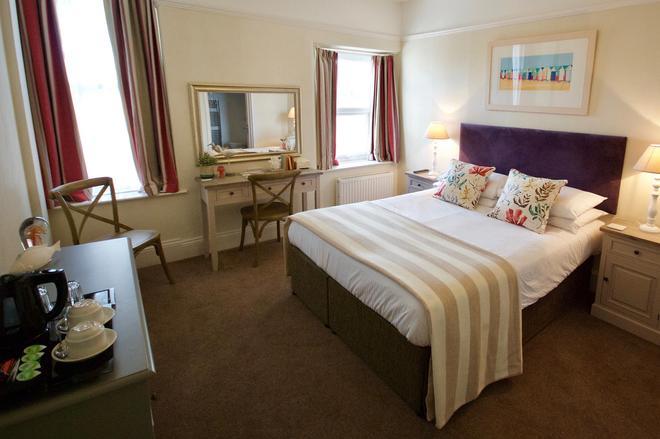 Atlantic House Hotel - Бьюд - Спальня