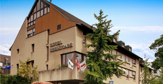 Hotel Eremitage - Arlesheim - Edificio