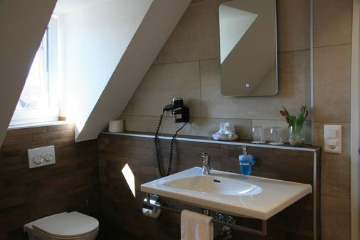 Hotel Eremitage - Arlesheim - Bathroom