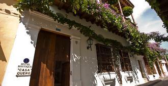 Casa Quero Hotel Boutique - Cartagène - Bâtiment