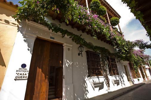Casa Quero Hotel Boutique - Cartagena - Rakennus