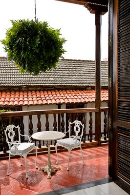 Casa Quero Hotel Boutique - Cartagena - Parveke