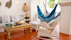 Casa Quero Hotel Boutique - Cartagena de Indias - Sala de estar