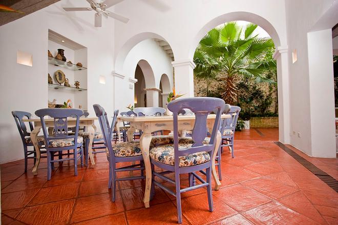 Casa Quero Hotel Boutique - Cartagena - Restaurant