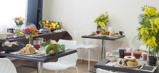 Hotel Le Muse - Siracusa - Food
