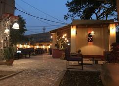 Imperial Town Hotel - Lilongwe - Innenhof