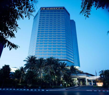 JW Marriott Hotel Surabaya - Surabaya - Gebäude