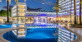Hotel Samos - Magaluf - Uima-allas