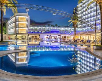 Hotel Samos - Magaluf - Piscina