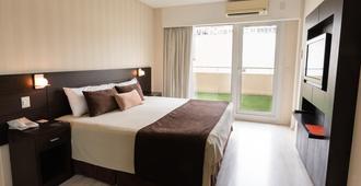 Icaro Suites - בואנוס איירס - חדר שינה