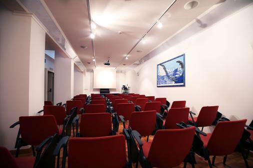 Derby - Rome - Meeting room
