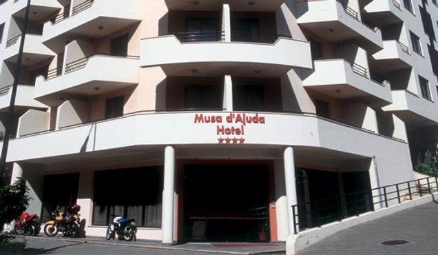 Musa d'Ajuda - Funchal - Edifício