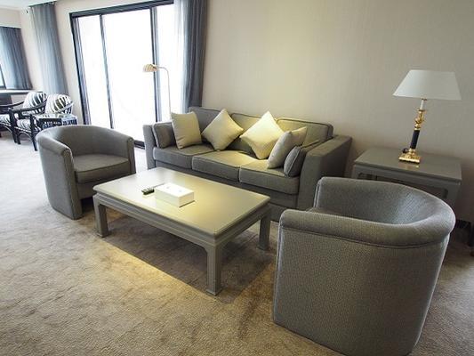 Regency Art Hotel Macau - Macau - Living room