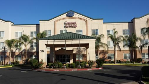 Comfort Suites Fresno River Park - Fresno - Building