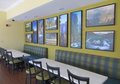 Comfort Suites Fresno River Park - Fresno - Restaurant
